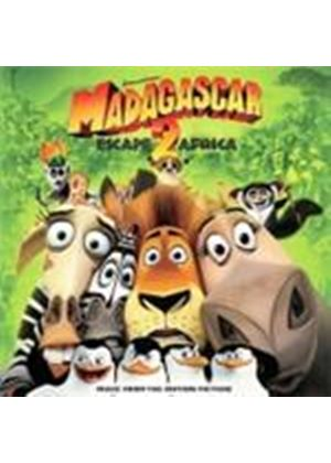 Various Artists - Madagascar: Escape 2 Africa (Music CD)