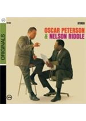 Oscar Peterson & Nelson Riddle - Oscar Peterson And Nelson Riddle (Music CD)