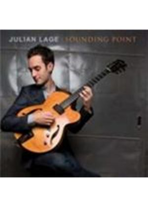 Julian Lage - Sounding Point (Music CD)