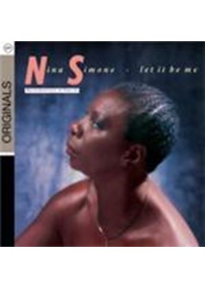 Nina Simone - Let It Be Me (Music CD)