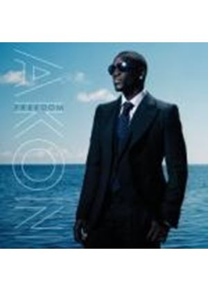 Akon - Freedom (Music CD)