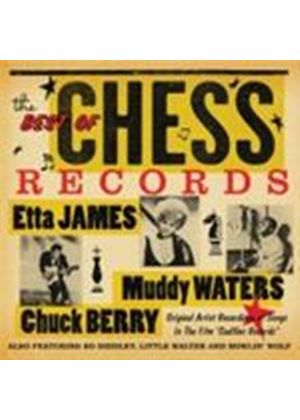 Various Artists - Best Of Chess Records, The (Music CD)