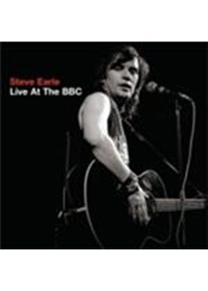 Steve Earle - Live At The BBC (Music CD)