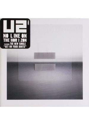 U2 - No Line On The Horizon (Music CD)
