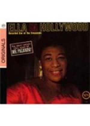 Ella Fitzgerald - Ella In Hollywood (Music CD)