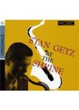 Stan Getz - Stan Getz At The Shrine (Music CD)