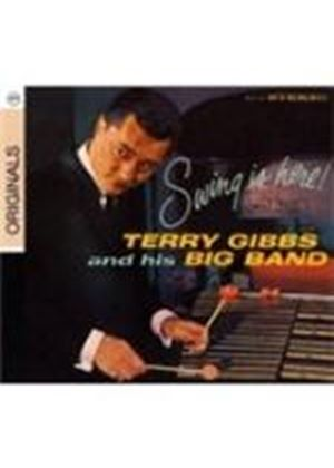 Terry Gibbs - Swing Is Here (Music CD)