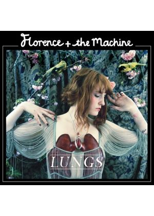 Florence + the Machine - Lungs (Music CD)