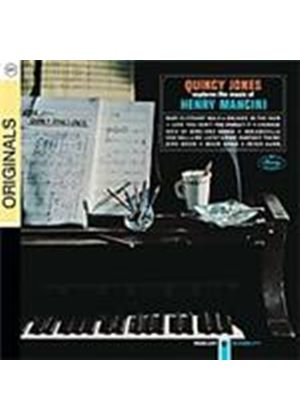 Quincy Jones - Explores The Music Of Henry Mancini (Music CD)