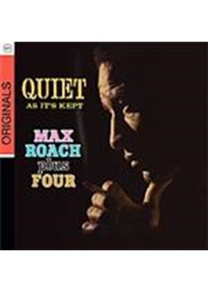 Max Roach - Quiet As It's Kept (Music CD)