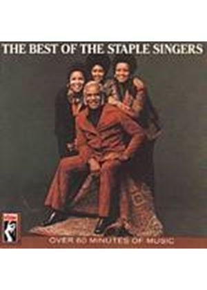 The Staple Singers - The Best Of The Staple Singers (Music CD)