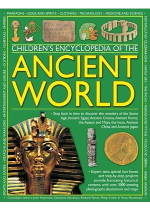 Childrens Encyclopedia Of The Ancient World