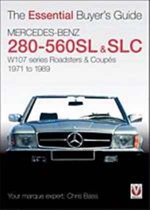 The Essential Buyers Guide Mercedes-Benz 280sl-560sl Roadsters