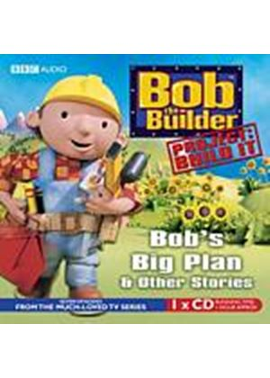 Bob The Builder - Bob The Builder: Project Build It (Music CD)