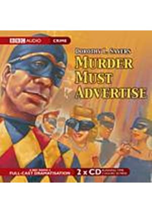 Dorothy L. Sayers - Murder Must Advertise (BBC Audio Crime) [Audiobook] (Audio CD)
