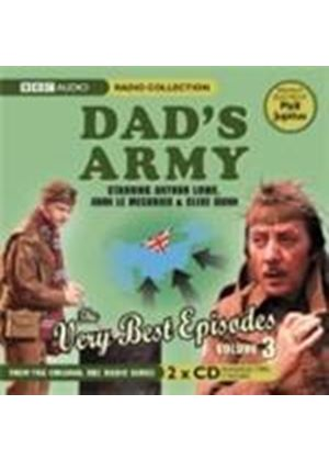 Dads Army - The Very Best Episodes: Volume 3 (Music CD)