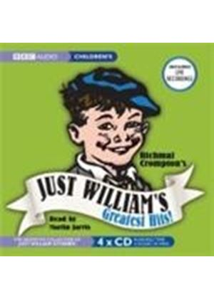 Just Williams Greatest Hits - Just Williams Greatest Hits (Jarvis) (Music CD)