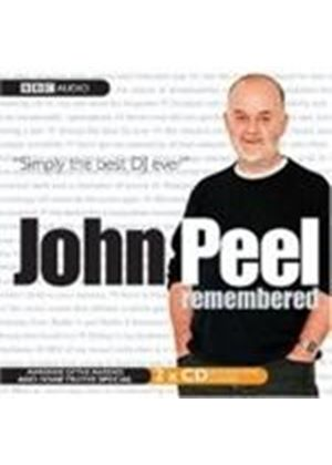John Peel Remembered - John Peel Remembered (Music CD)