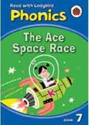 The Ace Space Race (Phonics) (Hardcover)