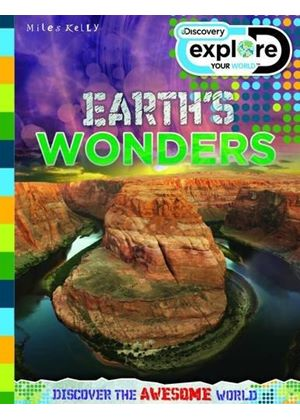Discovery Explore Your World Earths Wonders