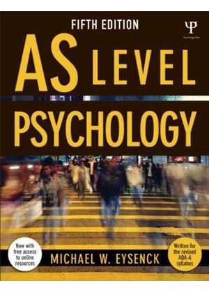 As Level Psychology, Fifth Edition