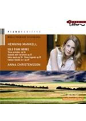 Mankell: Piano Rarities (Music CD)