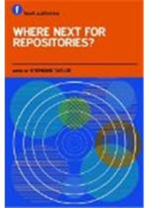 Where Next For Repositories?