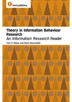 Theory In Information Behaviour Research