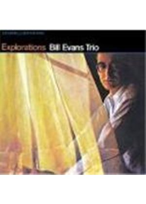 Bill Evans Trio (The) - Explorations [Remastered]
