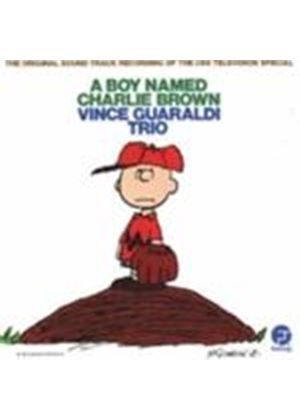 Vince Guaraldi Trio (The) - Boy Named Charlie Brown, A (Music CD)