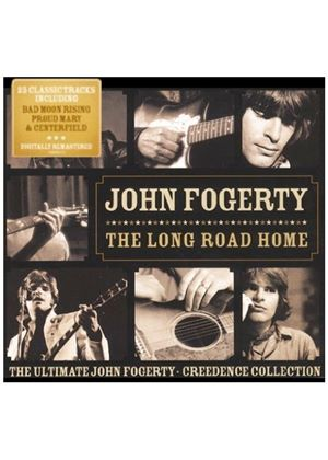 John Fogerty - The Long Road Home: The Ultimate J. Fogerty/Creedence Coll. (Music CD)