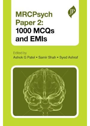 Mrcpsych Paper 2: 1000 Mcqs And Emis