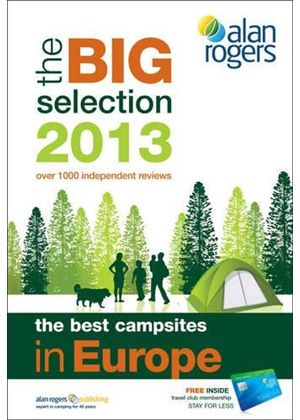 Alan Rogers - The Best Campsites In Europe 2013