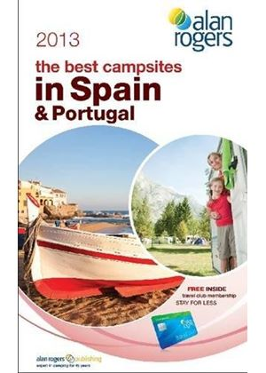 Alan Rogers - The Best Campsites In Spain & Portugal 2013