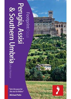 Perugia, Assisi & Southern Umbria Footprint Focus Guide