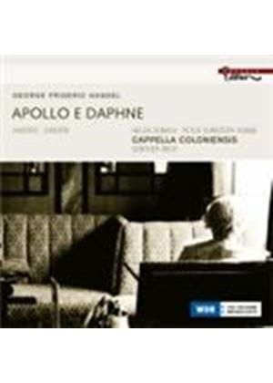 Handel: Apollo e Daphne (Music CD)