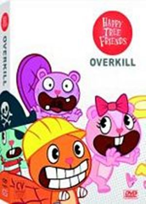 Happy Tree Friends - Overkill (Animated) (Box Set) (Four Discs)