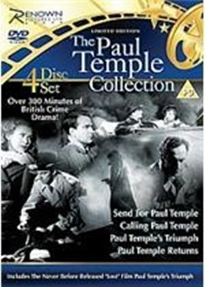 Paul Temple Box Set