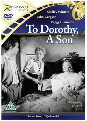To Dorothy A Son