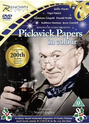 Pickwick Papers In Colour