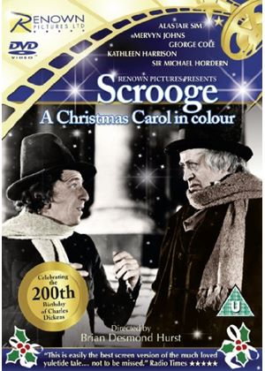 Scrooge A Christmas Carol In Colour