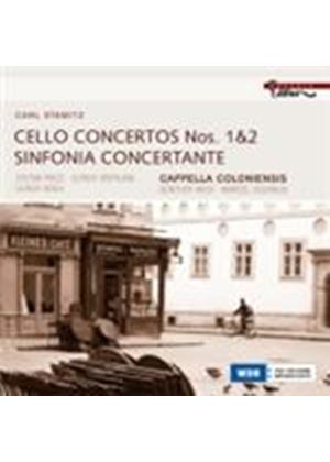 Stamitz: Cello Concertos (Music CD)
