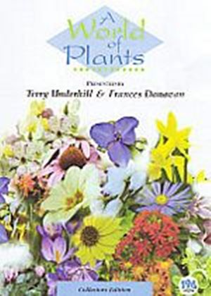 World Of Plants, Collectors Edition, With Terry Underhill, A (Four Discs)