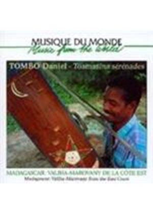 Daniel Tombo - Vailha/Marovany From The East Coast Of Madagascar