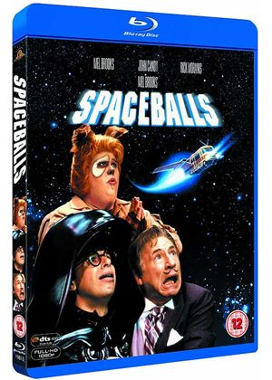 Spaceballs (Blu-Ray)