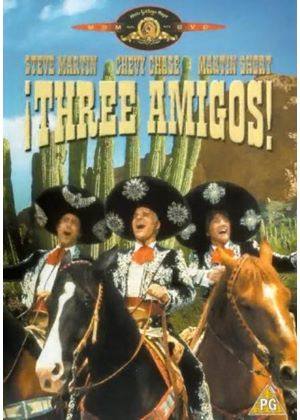 Three Amigos (1987)