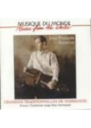 Jean-Francois Dutertre - Traditional Songs From Normandy