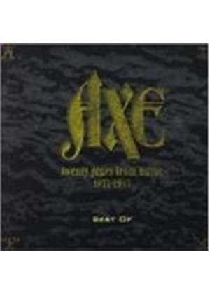 Axe - 25 Years From Home (Music CD)