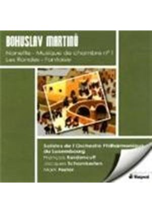 Bohuslav Martinu - Ensemble Music