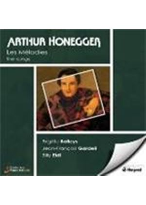 Arthur Honegger - Les Melodies (Balleys)